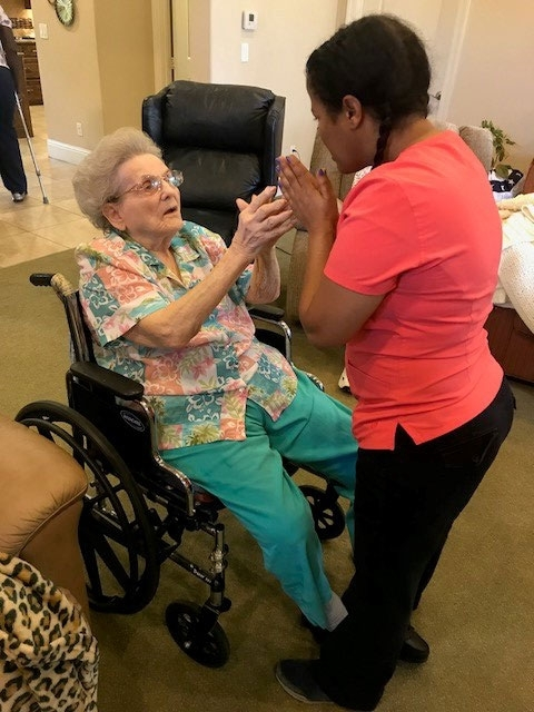 Tranquilla Care Home Living lifestyle