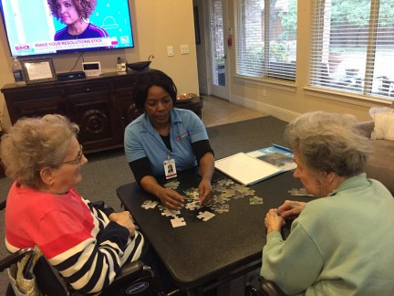 Dallas Assited Care Home Living