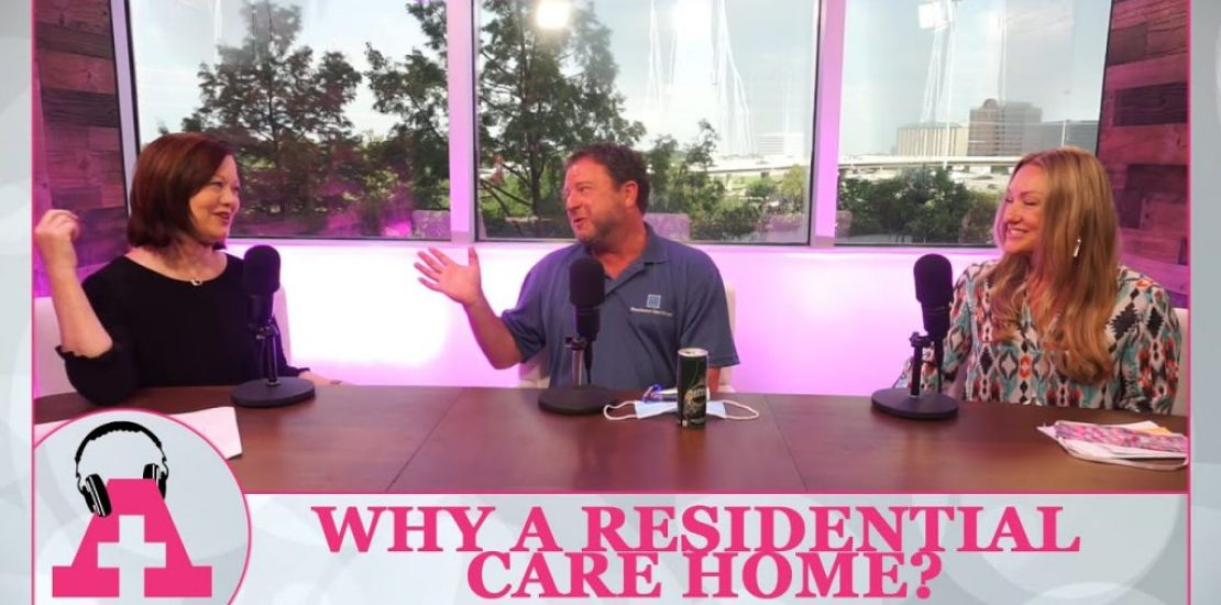 Why Residential Care Home?