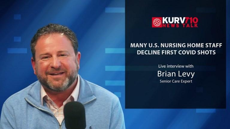 senior care expert brian levy on talk radio kurv
