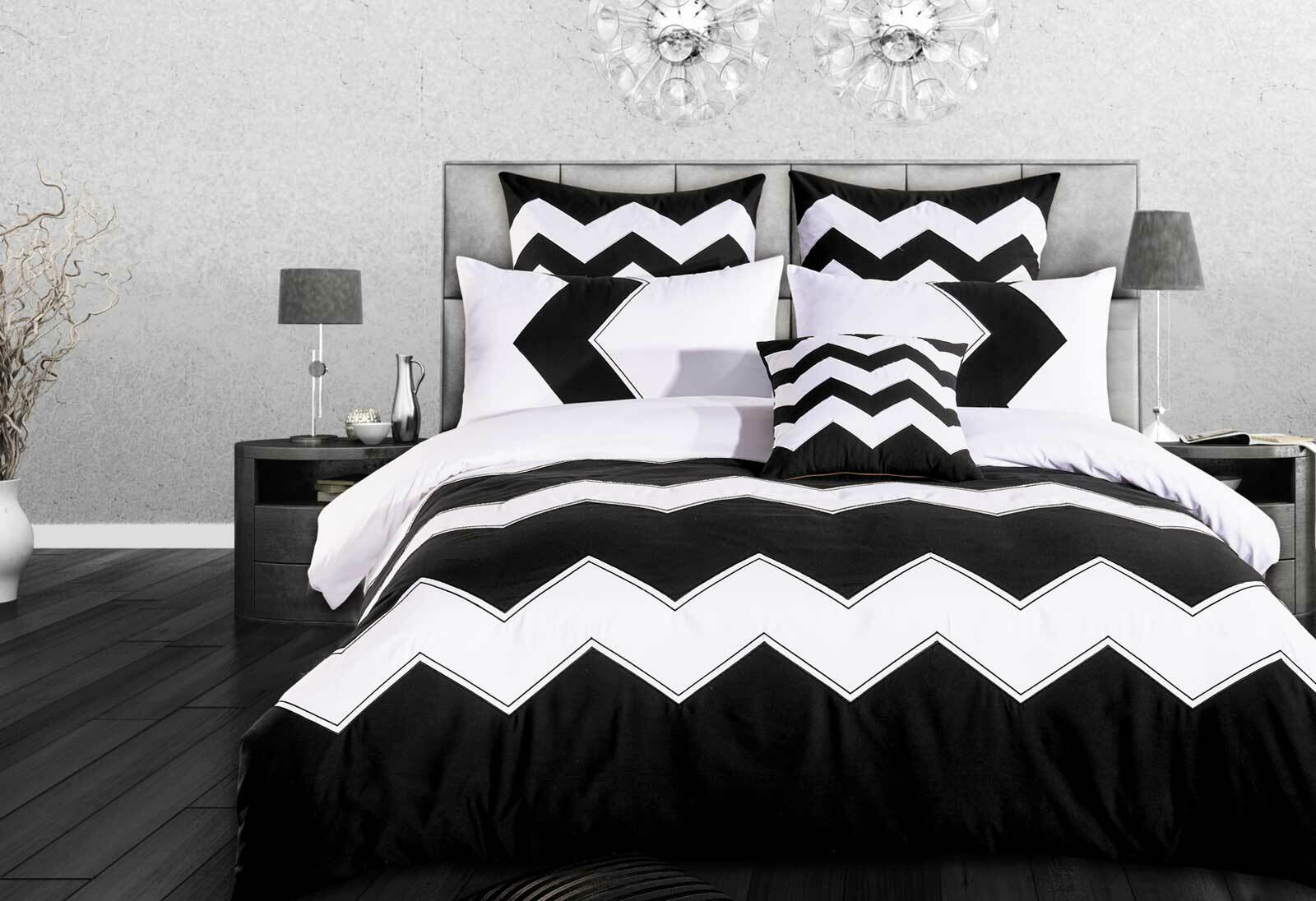 b2494c40a9c Napoli Striped Quilt Cover Set Duvet Cover Set In King