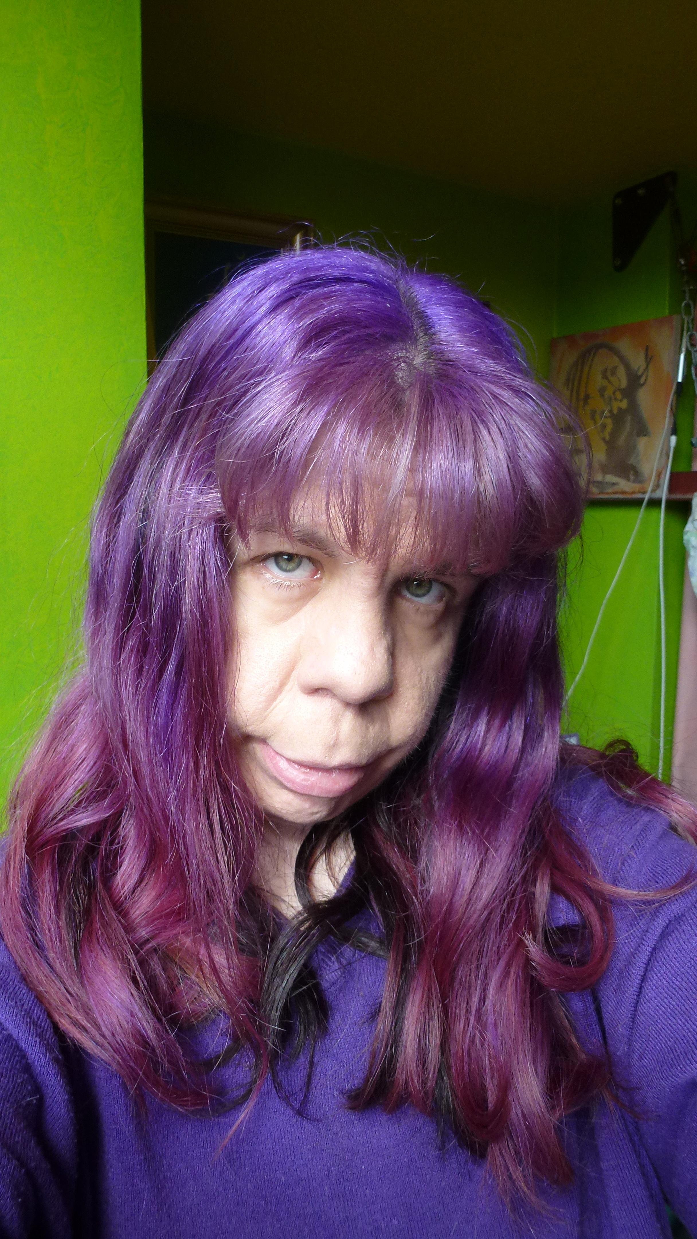 Purple Vamp It Up Manchester