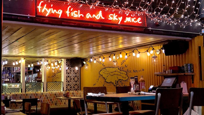 Food Tourist – Turtle Bay Manchester