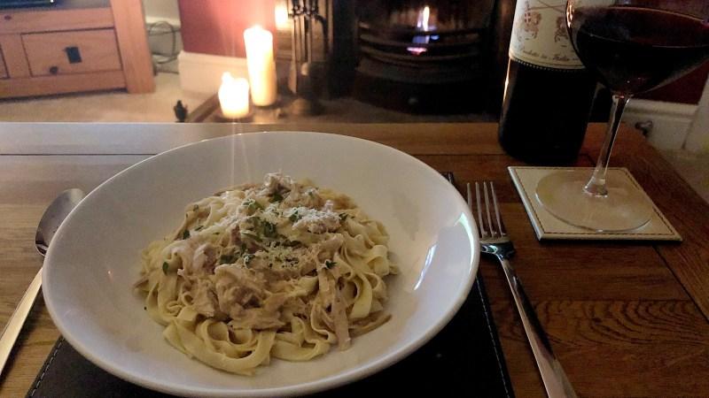 Home Cook – Pheasant Ragu