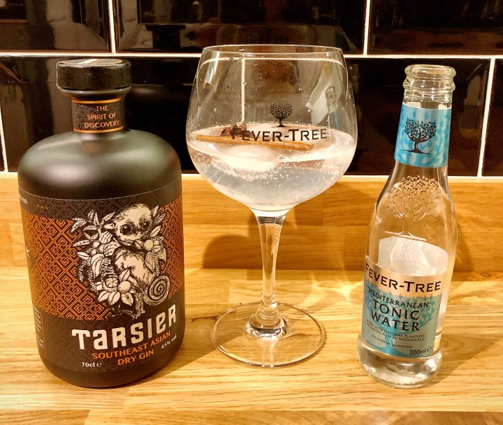 Gin Of The Month (Feb) – Tarsier Gin