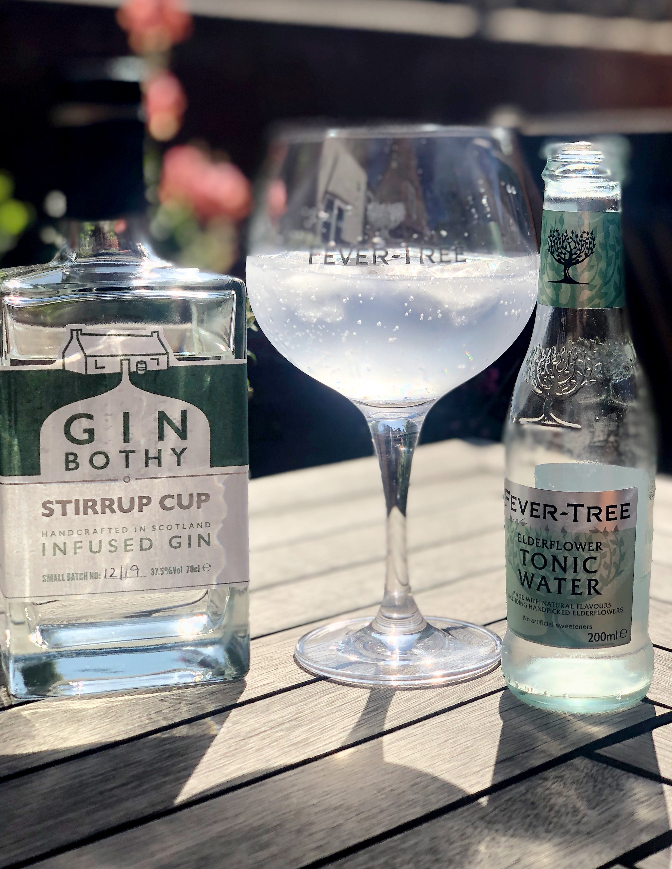 Gin of the Month:- Gin Bothy (Stirrup Cup)