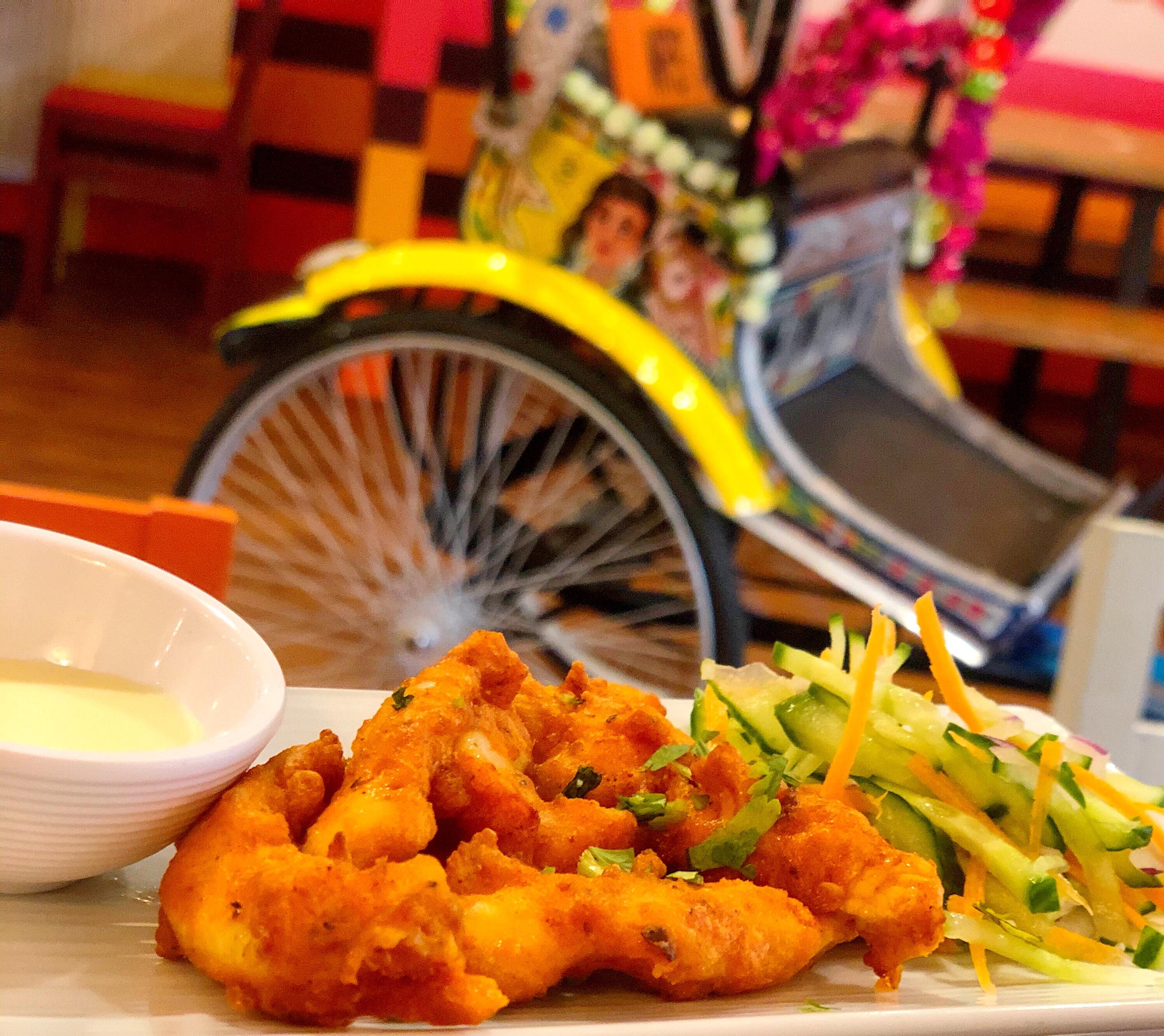 Food Tourist:- Mrs A's Kitchen, Eccles