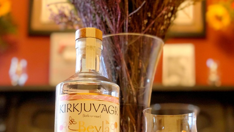 Gin of the Month: – Kirkjuvagr 'Beyla'