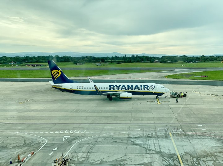 How to minimise the stress with Ryanair