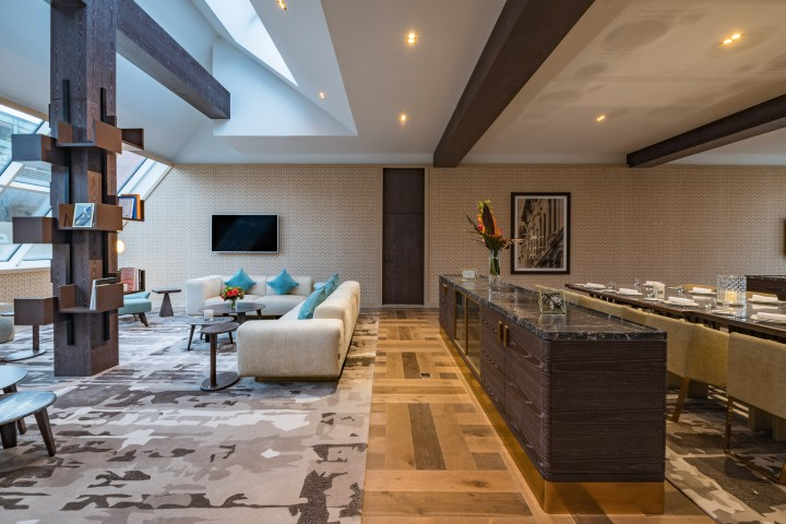 Stock Exchange Hotel Reveals Residential Penthouse in the City