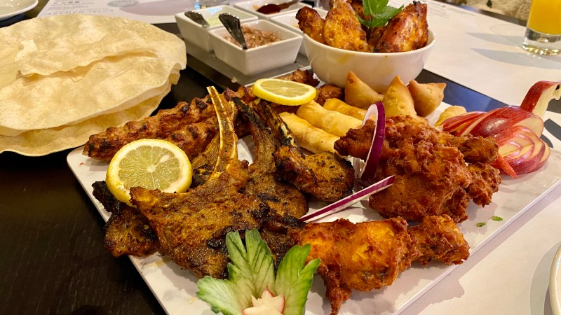 Food Tourist:- Royal Nawaab Levenshulme Reviewed