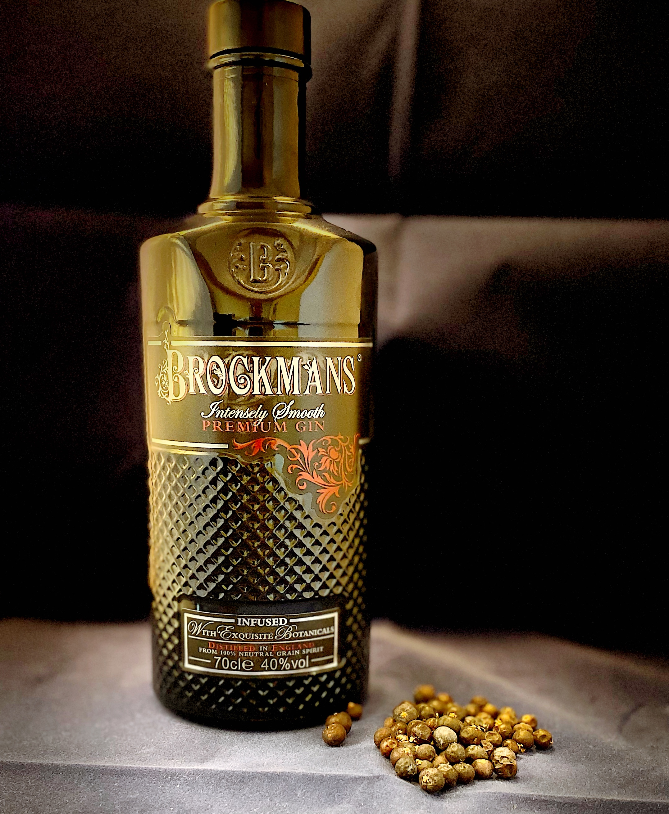 Gin Review:- Brockman's Gin