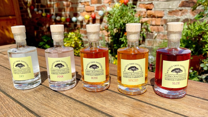 Gin Review – Walnut Tree Distillery