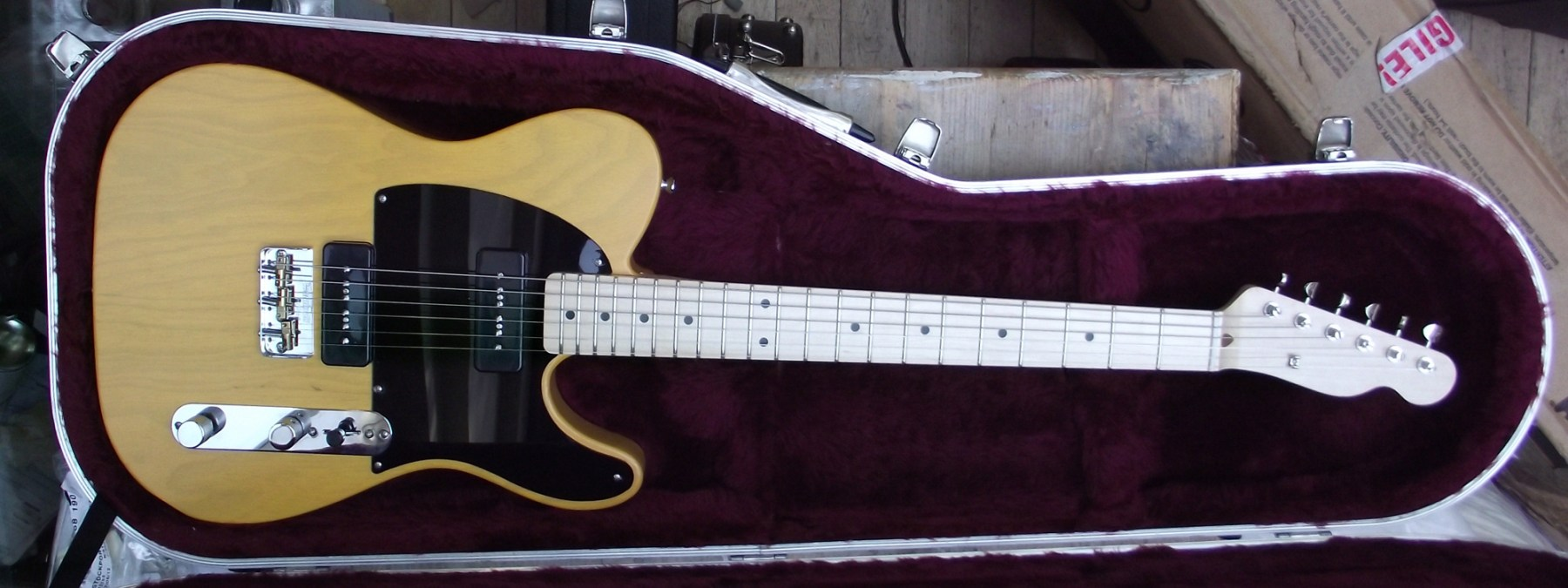 P-90 Telecaster complete