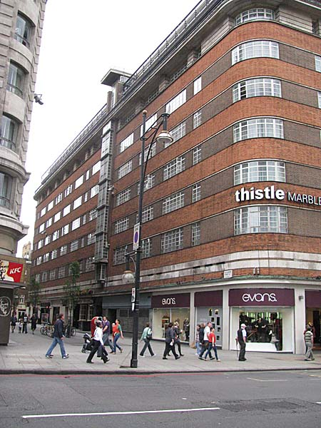 Thistle Hotel  Marble Arch