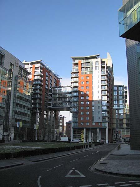 Left Bank Apartments