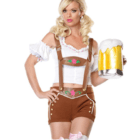How I imagine I will look in lederhosen on my European vacation.