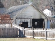 No one hurt in Nov. 23 fire at 104 McDuffie St. in Manchester.