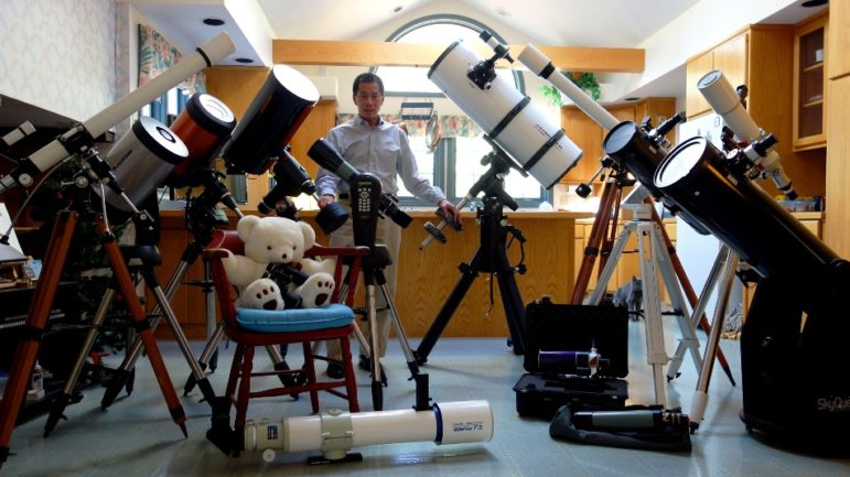 Ed Ting: Selecting the perfect telescope, Dec. 5 at the McAuliffe-Shepard Center in Concord.