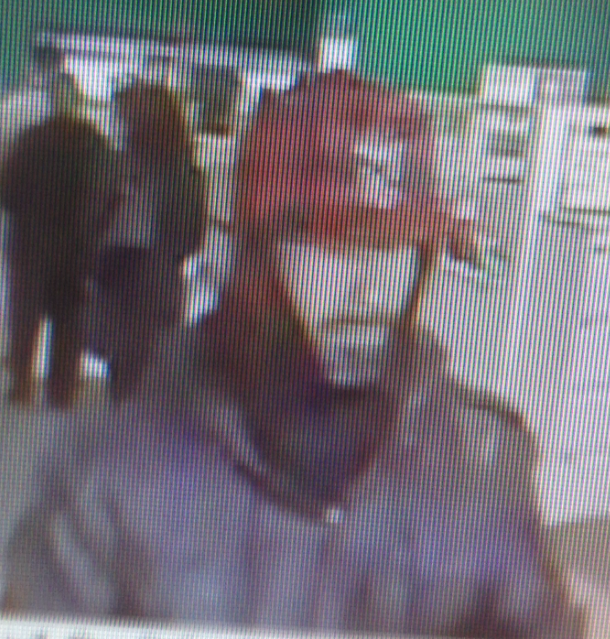 Citizens Bank robber.