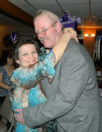 Gail and Bob Durant.