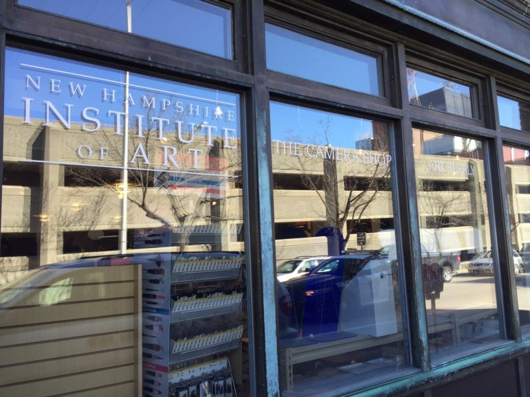 The NH Institute of Art's Camera Shop and Art Supply Store will be closing as of July 1.