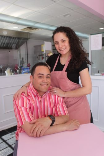Jose and Angela Mojica, owners of Dulces Bakery.