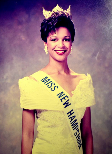 Michelle Tolson, Miss NH 1996.