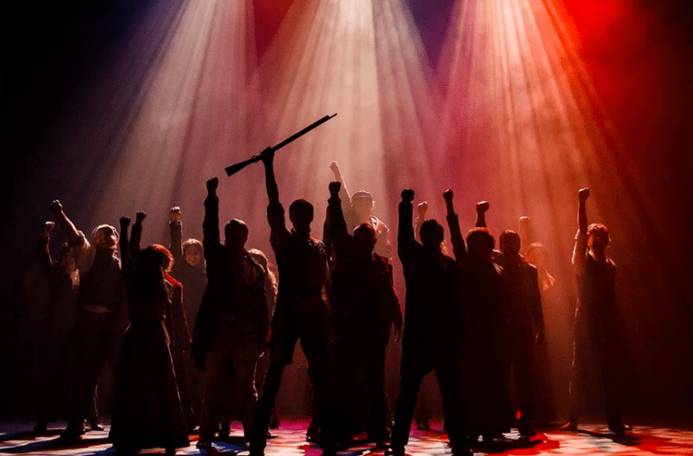 Les Miserables at the Palace Theatre, May 1-16.