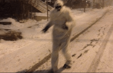 Boston Yeti: cold hands, warm heart.