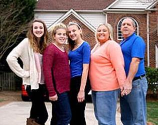 The Bergin family