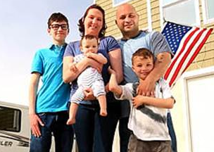 Aponte/Kassimatis family