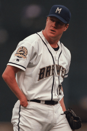 Former MLP pitcher Jim Abbott.