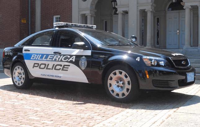 billerica police