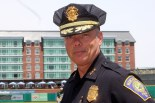 Asst. Chief Nick Willard, who will take over as Chief of Police on July 1.