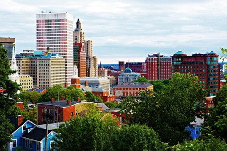 "Providence to promote ""cluster development"" to bring businesses to city."