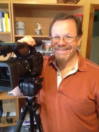 Dave Waldman, and his trusty camera.