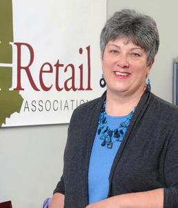 Nancy Kyle, CEO NH Retail Association.