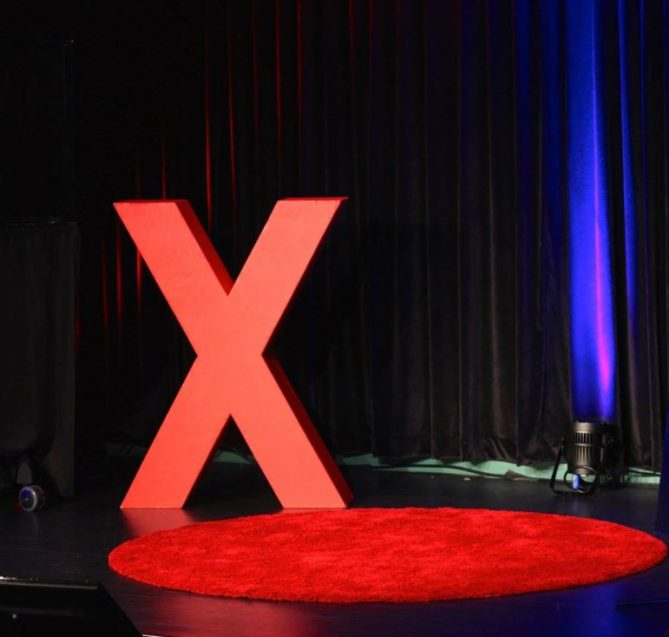 TEDx marks the spot at SNHU on Nov. 14.