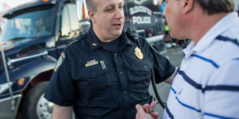 Gloucester, Mass., Police Chief Leonard Campanello.