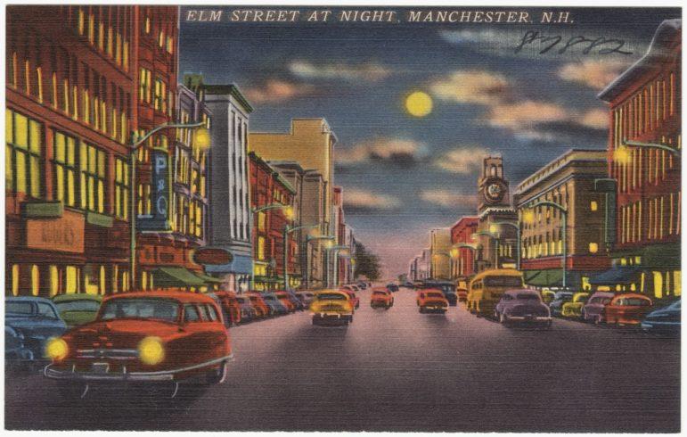 Postcard/Boston Public Library Collection
