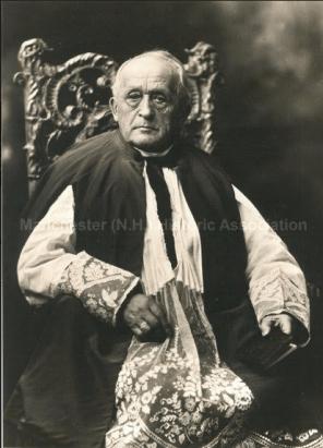 Monsignor Hevey