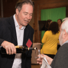 Steve Lohr of J. Lohr Vineyards & Wines takes part in last year's NH Wine Week.