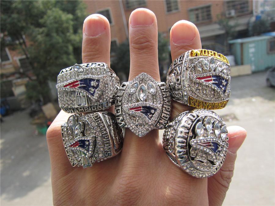 Patriots Championship Ring