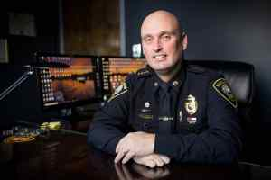 Manchester by-the-Sea Police Interim Police Chief Todd Fitzgerald