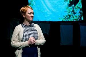 Lucia Cox in CSUFFD