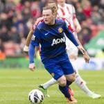 2013 Premier League Stoke City v Manchester United Apr 14th