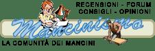 Il primo marchio del sito Mancinismo