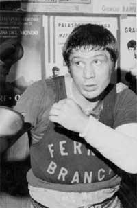 Bruno Arcari, campione mancino nel pugilato
