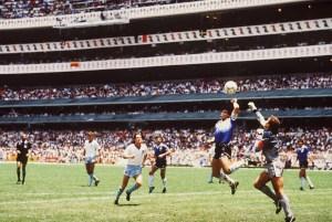 Maradona è mancino